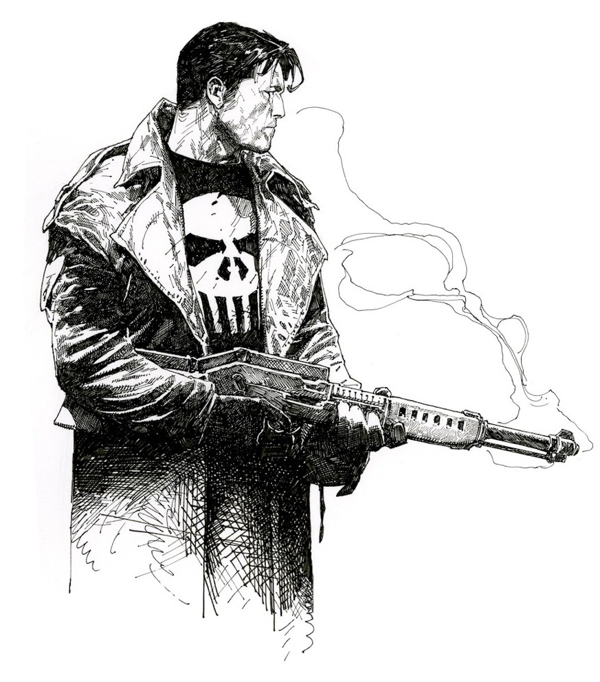 best art ever featuring  u2013 the punisher