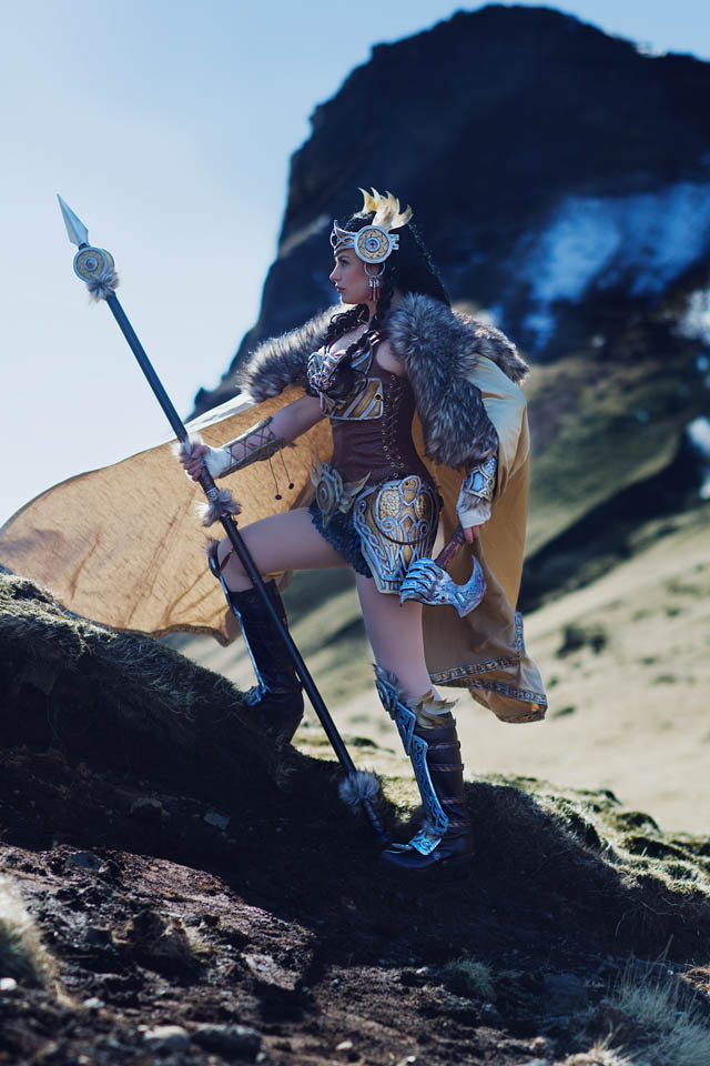 Valkyrie Wonder Woman By Meagan Marie The Geek Likes